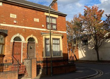 Thumbnail 3 bed end terrace house for sale in Rosehill Street, Derby