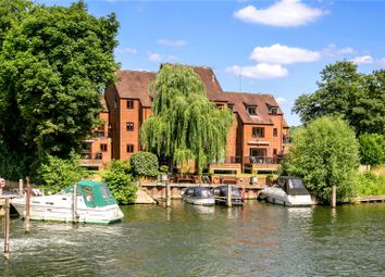 Thumbnail 3 bed flat for sale in Millbank, Mill Road, Marlow, Buckinghamshire