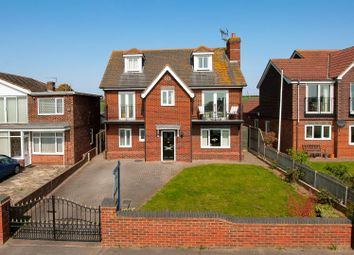 Thumbnail 6 bed detached house for sale in Sandwich Road, Cliffsend, Ramsgate