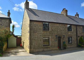 Thumbnail 4 bed cottage for sale in Crowan, Praze, Camborne, Cornwall