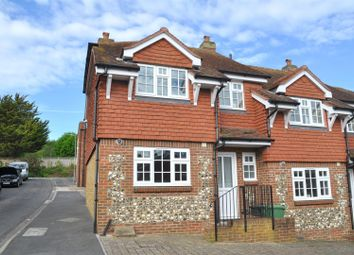 Thumbnail 3 bed end terrace house for sale in Geroge Stanley Mews, Willingdon, Eastbourne