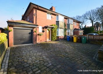Thumbnail 4 bed semi-detached house for sale in Stand Lane, Radcliffe, Manchester