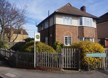 Thumbnail 2 bedroom flat for sale in Hawkhurst Way, West Wickham