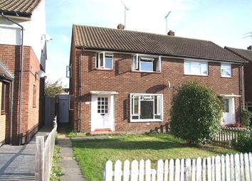 Thumbnail 3 bed semi-detached house to rent in Danescroft Drive, Leigh-On-Sea
