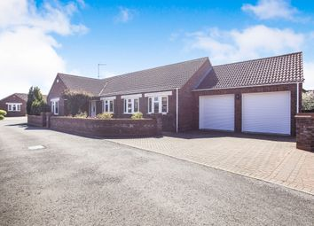 Thumbnail 4 bed detached bungalow for sale in Spring View, Snettisham, King's Lynn