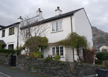 Thumbnail 3 bed end terrace house for sale in Silver How, 3 Church Beck Close, Coniston