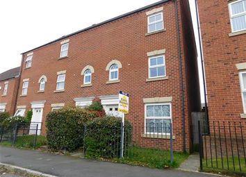 Thumbnail 4 bed property to rent in Quins Croft, Leyland