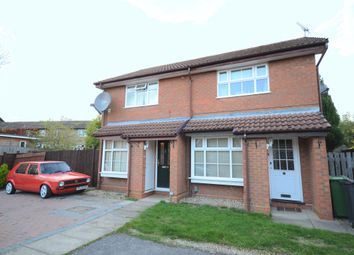 Thumbnail 2 bed semi-detached house to rent in Fernhurst Road, Calcot, Reading