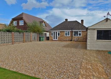 Thumbnail 3 bedroom detached bungalow to rent in Solent Road, Hill Head, Fareham