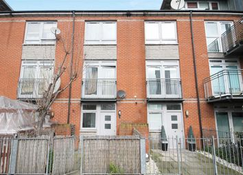 Thumbnail 3 bed terraced house to rent in Hunt Close, London