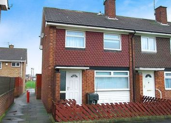 Thumbnail 3 bedroom end terrace house for sale in Ravendale Road, Middlesbrough, North Yorkshire