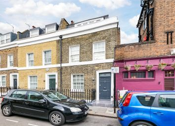 Thumbnail 3 bedroom terraced house for sale in Longmoore Street, Pimlico, London