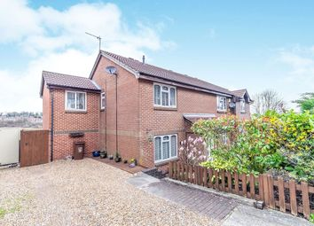 Thumbnail 3 bedroom semi-detached house for sale in Romney Road, Walderslade, Chatham