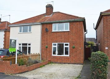 Thumbnail 2 bed semi-detached house for sale in Naseby Road, Southfields, Rugby