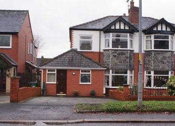 Thumbnail 3 bedroom semi-detached house for sale in Longsight, Harwood, Bolton