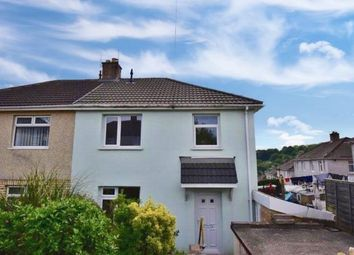 Thumbnail 3 bed semi-detached house to rent in Marshfield Road, Pentwyn Crumlin, Newport