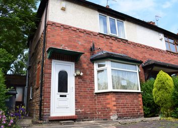 Thumbnail 2 bed semi-detached house for sale in Cauldon Road, Shelton, Stoke On Trent