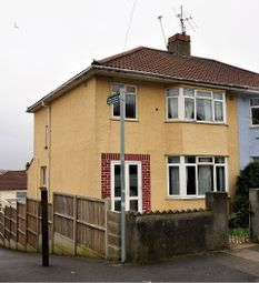 Thumbnail 3 bed semi-detached house for sale in Rousham Road, St Werburg's