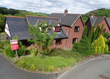 3 bed detached house for sale in 5, Parc Llwyn, Llanidloes, Powys SY18