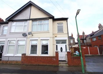 Thumbnail 3 bedroom semi-detached house to rent in Sunnyside Road, Crosby, Liverpool