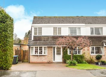 Thumbnail 5 bed semi-detached house for sale in Weston Close, Dunchurch, Rugby