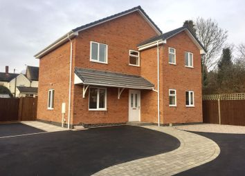 Thumbnail 4 bed detached house for sale in Salisbury Drive, Nuneaton