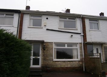 Thumbnail 3 bed terraced house for sale in Brynhill Close, Barry