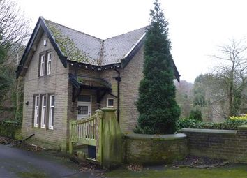 Thumbnail 2 bed detached house for sale in Brook Lane, Golcar, Huddersfield
