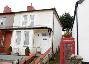 Thumbnail 2 bed terraced house for sale in Ruthin Road, Bwlchgwyn, Wrexham