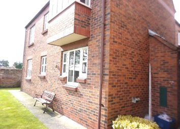 Thumbnail 1 bed flat for sale in Applegarth Court, Northallerton