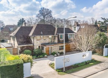 Thumbnail 5 bedroom detached house for sale in Long Road, Trumpington, Cambridge