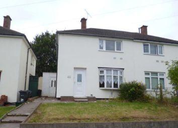 Thumbnail 3 bed semi-detached house to rent in Hazeldene Road, Birmingham