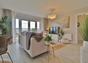Thumbnail 1 bed flat for sale in St. Ann Way, The Docks, Gloucester