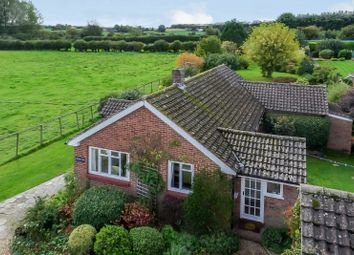 Northbrook, Micheldever, Hampshire SO21. 3 bed bungalow for sale