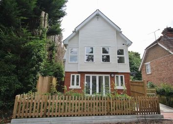 Thumbnail 3 bedroom semi-detached house to rent in Rectory Lane, Brasted, Westerham