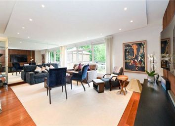 Thumbnail 3 bed flat to rent in Queensmead, St John's Wood Park, London