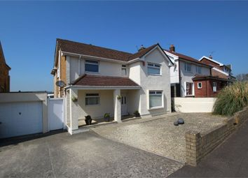 Thumbnail 4 bed detached house for sale in Padarn Close, Lakeside, Cardiff