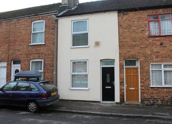 Thumbnail 2 bed terraced house to rent in Russell Street, Lincoln
