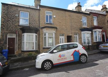 Thumbnail 4 bed end terrace house to rent in Cromwell Street, Walkley, Sheffield