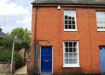 Thumbnail 3 bedroom end terrace house for sale in New Street, Woodbridge