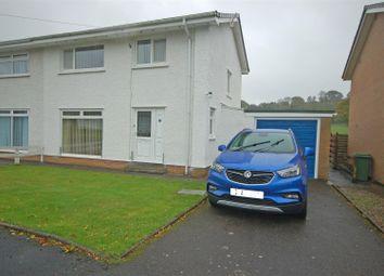Thumbnail 3 bed semi-detached house for sale in Nantseilo, Penrhyncoch, Aberystwyth