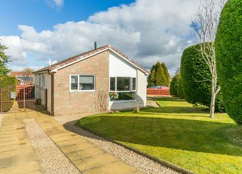 Thumbnail 3 bed bungalow for sale in Rowantree Grove, Currie