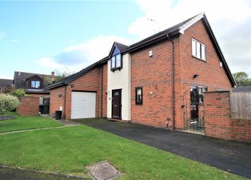 Thumbnail 3 bed detached house for sale in Emral Court, Worthenbury, Wrexham