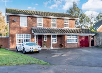 Thumbnail 4 bed detached house for sale in Wraysbury, Nr Staines-Upon-Thames