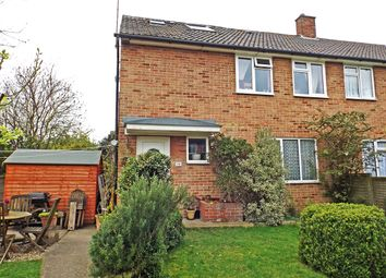 Thumbnail 3 bedroom maisonette for sale in Bush Close, Comberton, Cambridge