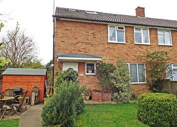 Thumbnail 3 bed maisonette for sale in Bush Close, Comberton, Cambridge