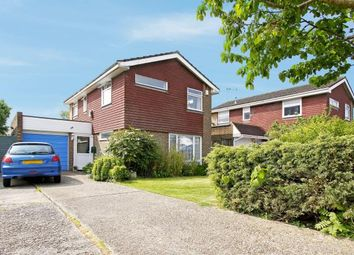 Thumbnail 3 bed detached house for sale in Bannister Gardens, Storrington, Pulborough, West Sussex