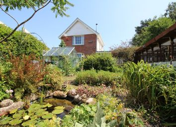 Thumbnail 2 bed detached house for sale in Station Road, Holton Heath, Poole
