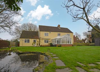 Thumbnail 4 bed detached house for sale in Margrave Lane, Garthorpe, Scunthorpe