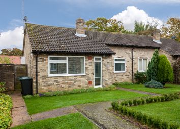 Thumbnail 2 bedroom semi-detached bungalow for sale in The Orchard, Ashley, Newmarket